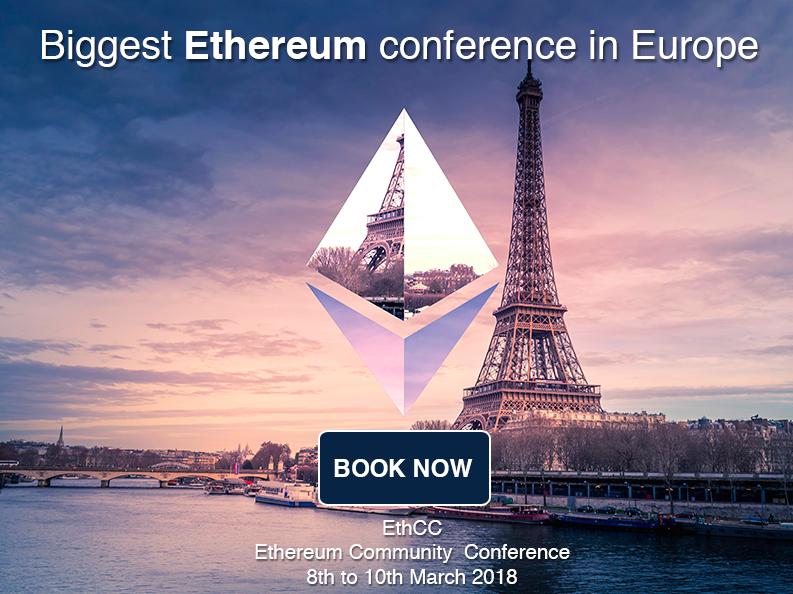 Ethereum Community Conference Paris