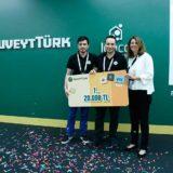 Kuveyt Türk Hackathon'un Birincisi Herkod Oldu