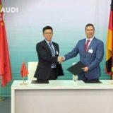 HUAWEI ve Audi'den Stratejik İş Birliği
