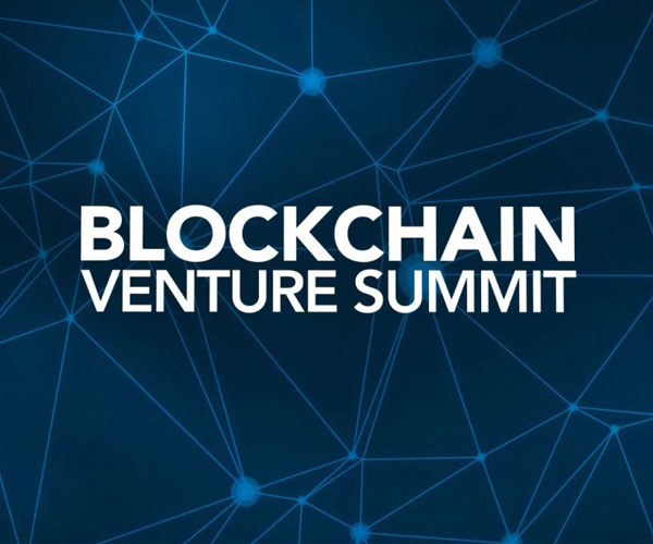 blockchain venture summit 2018