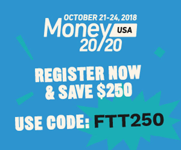 money 20/20 usa 2018
