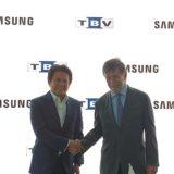 Samsung Electronics Türkiye ve TBV'den İşbirliği