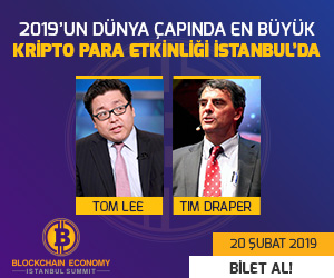 Blockchain Economy İstanbul Summit
