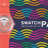 Swatch Temassız Ödeme Özellikli Saatlerini Satışa Çıkardı