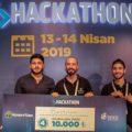 Kuveyt Türk Hackathon'un Birincisi TIO