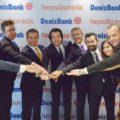 DenizBank ve Hepsiburada İş Birliği ile Online Alışverişte Anında Kredi