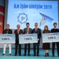 'İlk İşim Girişim' 2019 Yarışmasının Kazananları Belli Oldu