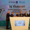 Borsa İstanbul'da gong pamuk varantları için çaldı