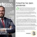 Fintechtime Yaz 2021 Temmuz Ağustos Sayısı Çıktı
