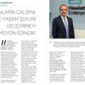 HPE Türkiye Genel Müdürü Güngör Kaymak Röportajı